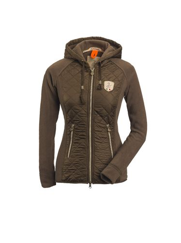 Angelina Fleece Oliv
