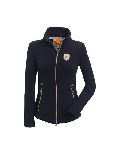 Naomi Fleece Navy